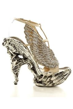 Alexander McQueen, these must be by you... you amazing thing!