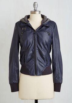 Moto City Jacket, #ModCloth