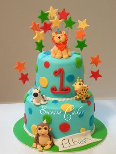 Cake Kids Birthday Cakes Sydney Animal more at Recipins.com