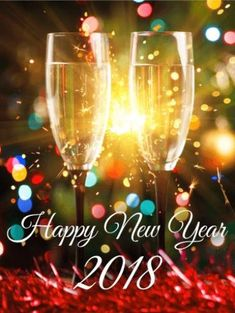 Happy new year 2018 quotes spiritual wish for friends. Happy New Year to you! Wish this year brings to the warmth of love and illuminates your path of life towards a positive direction.