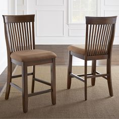 Greyson Living Montreat Counter Height Barstool (Set of 2)