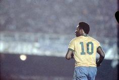Nunca ganharam a Copa América:  - Pelé - Maradona - Garrincha - Kempes - Messi - Neymar