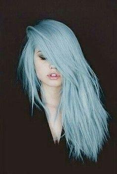 Did Debby Ryan Dye Her Hair Platinum Blonde? Silver Blue Hair, Pastel Blue Hair, Hair Color Blue, Lilac Hair, Gray Hair, Pastel Hair Colors, Icy Blue Hair, Blonde And Blue Hair, Aqua Hair