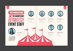 Graphic Standards Manual / Event Guide on Behance