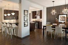 New Showhomes! (Calgary + Edmonton) contemporary kitchen
