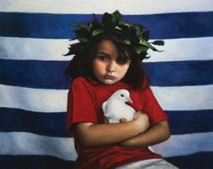 9,   50 X60 Cm Oil On Canvas by odysseas67.deviantart.com on @DeviantArt