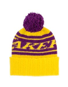5184f0a3548 The Elder Statesman x NBA cashmere pom-pom beanie cap  420 Holiday Gifts