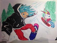 NosTale Winter Fan Art