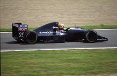 1993 Sauber C12 - Ilmor (Karl Wendlinger)