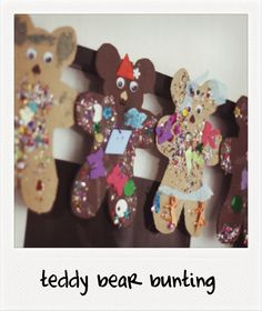 decorating bears