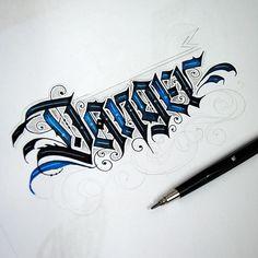 Instagram media by danielletterman - #workinonit #calligraphy #calligritype #customtype #calligraffiti #type #typespire #typography #typeverything #typographyinspired #lettering #handtype #handmadefont #handlettering