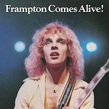 Frampton Comes Alive! is a double live album by English rock musician Peter Frampton released in 1976, and one of the best-selling live albums in the United States.