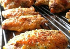 Chicken Ranch Wings Recipe -  Very Tasty Food. Let's make it!