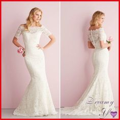 2014 Off The Shoulder Mermaid Lace Wedding Dress With Sleeves - Buy Lace Wedding Dress,Lace Wedding Dress Patterns,Mermaid Wedding Dress Pro...