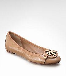 Women's Ballet Flats, Loafers & Drivers : Designer Shoes   Tory Burch