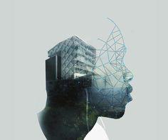 Undergraduate Architecture Portfolio by artsthetic