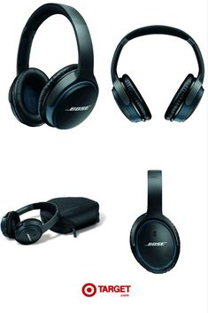 e7fbd61abf1 Bose® SoundLink® Around-Ear Wireless Headphone - Black