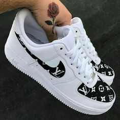 brand new 9558d 52c75 Top 10 Nike Air Force 1 Custom Kicks - Page 2 of 10 - WassupKicks