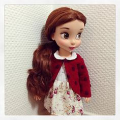 Red Jacket with polka dots by RomanticLiberty on Etsy