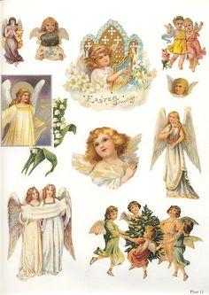 Angel Vignetttes - http://picasaweb.google.com/boldogoldo – Sol Alexandre – Picasa Nettalbum