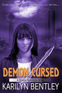 Inkwell Guest: Karilyn Bentley and Demon Cursed