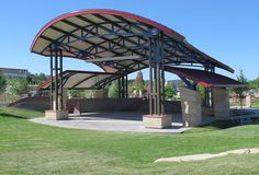 Centennial Center Park - Award Winning - City of Centennial