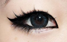 black makeup | Tumbl