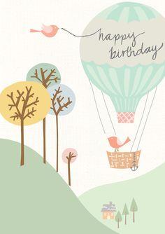 antique hot air balloon illustration - Google Search