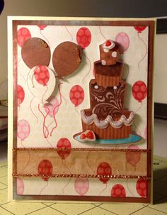 Marilyn's Crafts ~: Got Cake?