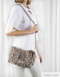 Book Woman Chic 97 Spring / Summer   14: Woman Bag   Beige