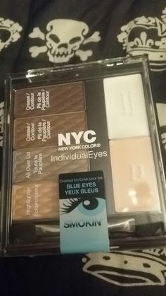 Swapped.Nyc individual eyes eye shadow. New.