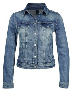 Benetton Veste en jean - blue denim - ZALANDO.BE