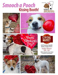 Dog wash make a play on the classic car wash fundraiser and host smooch a pooch kissing booth flyer solutioingenieria Gallery