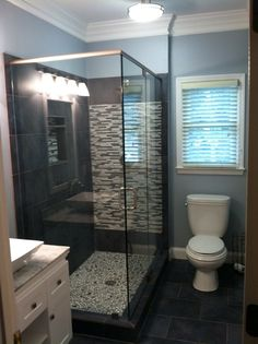 Modern Bath project completed.