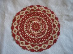Hey, I found this really awesome Etsy listing at http://www.etsy.com/listing/119174472/hand-stitched-dark-red-eggshell-and