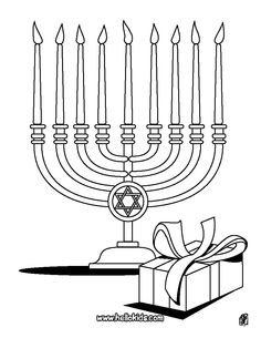 138 best Hanukkah Coloring Pages images on Pinterest | Crochet home ...