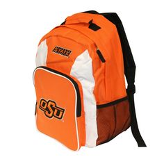 Southpaw Backpack NCAA Orange - Oklahoma State Cowboys
