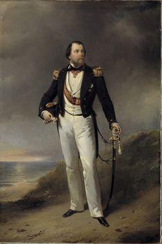 Willem III, koning van Nederland,