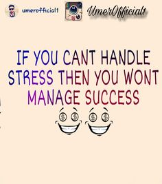 Stress, Quotes, Quotations, Psychological Stress, Quote, Shut Up Quotes