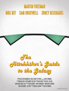 The Hitchhiker's Guide To The Galaxy by Bertrand Fouillet