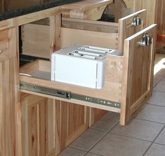 What A Great Idea   Wish I Had An Empty Drawer!! Very Handy,. Drawer Ideas Cabinet IdeasGarage CabinetsKitchen CabinetsCustom ...