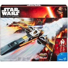 Star Wars - X-Wing, figura (Hasbro B3953) por 25,52 €  ¡Lánzate a la acción y la aventura del mundo de #Star Wars! Descubre las #emocionantes historias del bien contra el mal en una #galaxia de naves y #vehículos espaciales.  #chollos #lego #ofertas #starwars