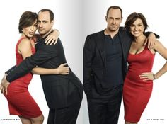 mariska and chris love!!!