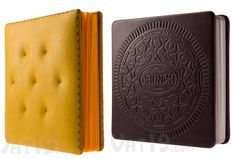 These Notebooks Are Making Me Hungry #IncredibleThings