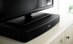 Bose SOLO sound bar - not so much a bar, but a slab. #Bestof2013