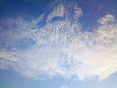 Sommerhimmel Clouds, Outdoor, Heaven, Landscape, Outdoors, Outdoor Games, Cloud
