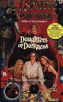 Daughters of Darkness- The Night World Series Original illustrations