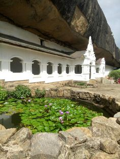 Dambulla, Cave Temple, Srí Lanka