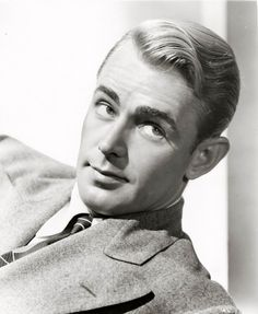 """Alan Ladd, actor famous for the movie """"Shane"""". He died on Jan 29, 1964 at the age of 50 from an accidental drug and alcohol overdose."""
