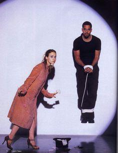 Fiona Apple & David Blaine